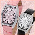 ★ペアで買うと送料無料★キラキラモデル♪Alessandra Olla 腕時計【AO-4750/4650】
