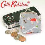 キャスキッドソン 財布 がま口財布 CATH KIDSTON コインケース 230667 MINI STANLEY(犬ちゃん柄)