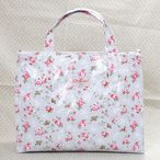 ���㥹���åɥ���Cath Kidston���ȡ��ȥХå�������꡼������Хå���Carry All Bag Bird print Grey (219402)//CarryAll-Bird-GY