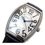 プレゼントに最適!【ALESSANDRA OLLA】アレサンドラオーラ メンズ腕時計(ホワイト文字盤)AO-4550