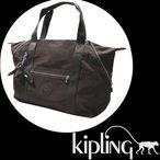 [kipling] キプリング  ショルダーバッグ ART M K 1362[ブラウン]