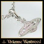 【Vivienne Westwood】ネックレス ヴィヴィアンウエストウッド MINI BAS ミニバス ネックレス シルバー 1282
