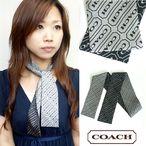 【アウトレット】【即日発送可能】 コーチ/COACH シグネチャー スカーフ アウトレット 98367