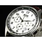 MUSK ムスク 腕時計 クロノグラフ メンズ MMT-020 時計工具付