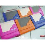 マリクレール 【marie claire】 3つ折り財布 W-06