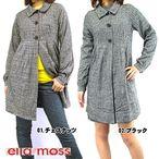 送料無料!【ELLA MOSS エラ モス】 ジャガード コート 全2色 (ELLA MOSS DRESS COAT)